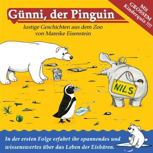 Günni der Pinguin cover art