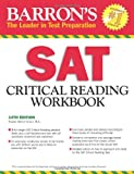 Barron's SAT Critical Reading Workbook, 14th Edition