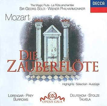 モーツァルト:歌劇《魔笛》ハイライト