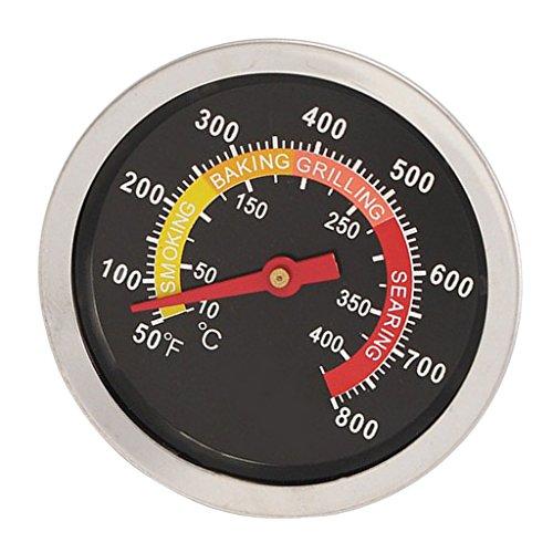Calibrador De Temperatura De La Parrilla Para Barbacoa Termómetro De Cocina Para Horno Estufa De Leña Accesorios De Herramientas