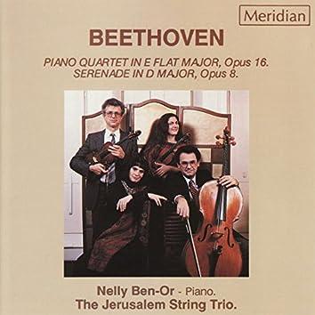 Beethoven: Piano Quartet in E-Flat Major & Serenade in D Major