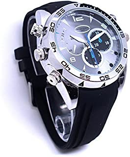 16GB Full HD 1080P Watch Gadget Camera Wrist Watch Mini DV Watch Camera Night Vision Video Recording Voice Recorder
