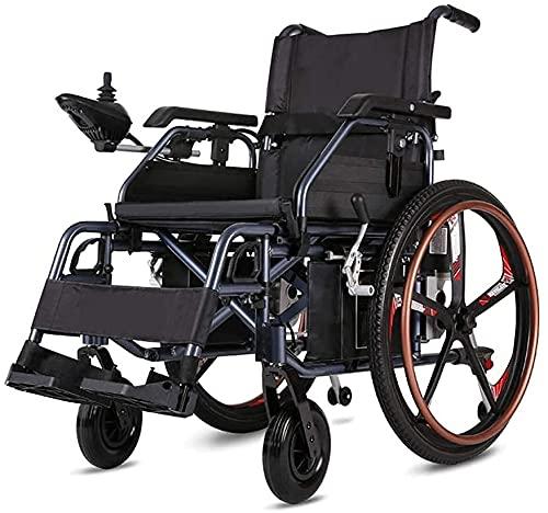 Silla de ruedas eléctrica plegable ultraligero eléctrico eléctrico al aire libre al aire libre al aire libre silla de ruedas eléctrica para personas mayores discapacitadas