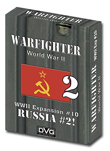 Warfighter WW 2 – Expansion #10: Russia 2