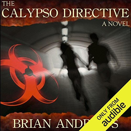 The Calypso Directive audiobook cover art