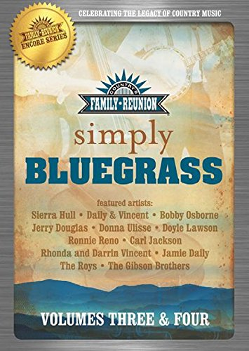 Country Family Reunion: Simple Bluegrass 3-4 [DVD]