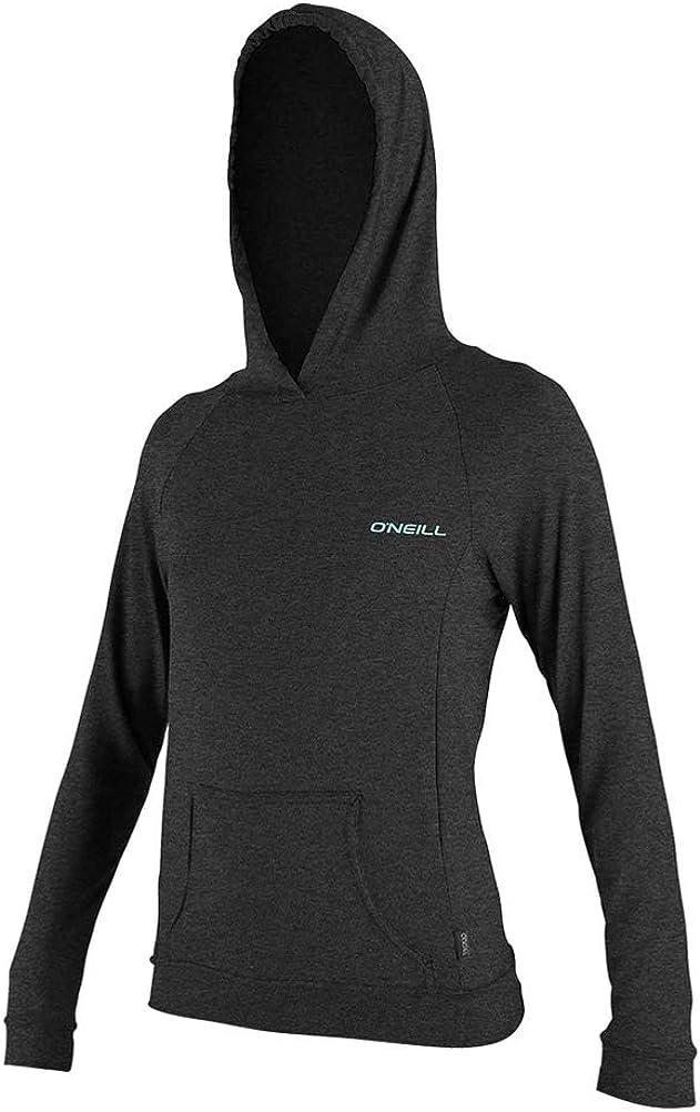 O'Neill Women's Hybrid Upf 50+ Long Sleeve Full Zip Sun Hoodie