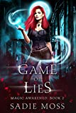 Game of Lies: A Reverse Harem Paranormal Romance (Magic Awakened Book 2)