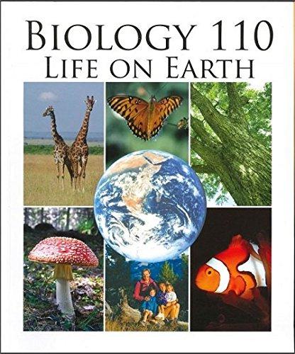 Biology 110, Life on Earth: Animal Diversity