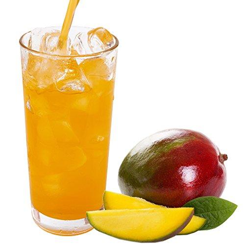 Mango Geschmack extrem ergiebiges allergenfreies Energy Drink - Getränkepulver Sportgetränk