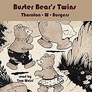 Buster Bear's Twins cover art