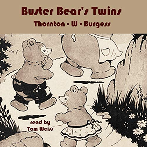 Buster Bear's Twins audiobook cover art