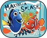 Disney Coppia Tendine Parasole Laterali Nemo&Dory universali 44x35cm...