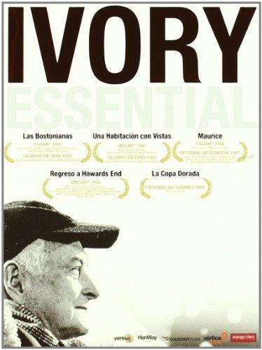 Ivory essential [DVD], pack de 5 DVDs
