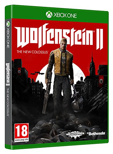 Wolfenstein II: The New Colossus [AT-PEGI] [Importación alemana]