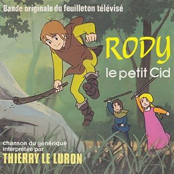 Rody le petit Cid (Bande originale du feuilleton télévisé) - Single