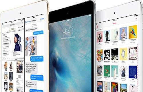 Apple iPad Mini 4 MK6L2LL/A 7.9-Inch, 16GB, Wi-Fi, iOS 9, Gold