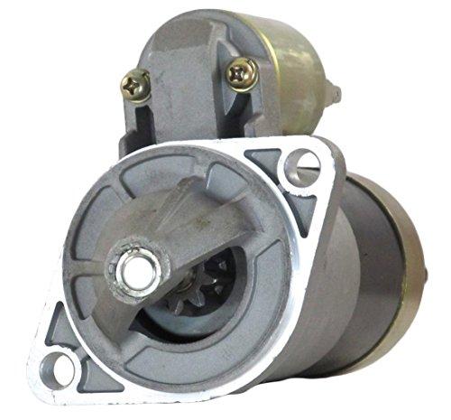 Rareelectrical NEW STARTER MOTOR COMPATIBLE WITH YANMAR MARINE ENGINE YSE12 YSE8 YSM12 YSM8 DIESEL 104211-77010