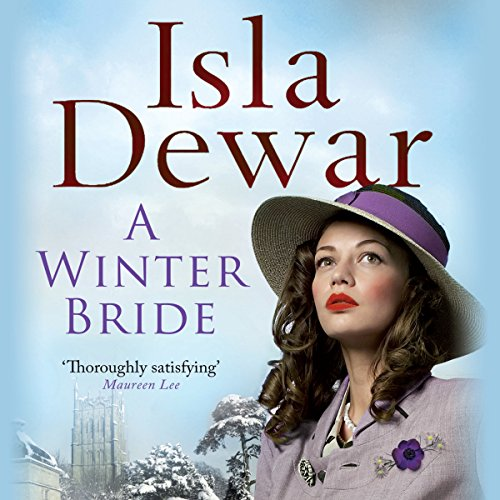 A Winter Bride audiobook cover art