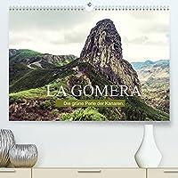 La Gomera - Die gruene Perle der Kanaren. (Premium, hochwertiger DIN A2 Wandkalender 2022, Kunstdruck in Hochglanz): Stimmungsvolle Impressionen der Insel La Gomera (Monatskalender, 14 Seiten )
