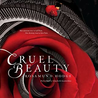 Cruel Beauty cover art
