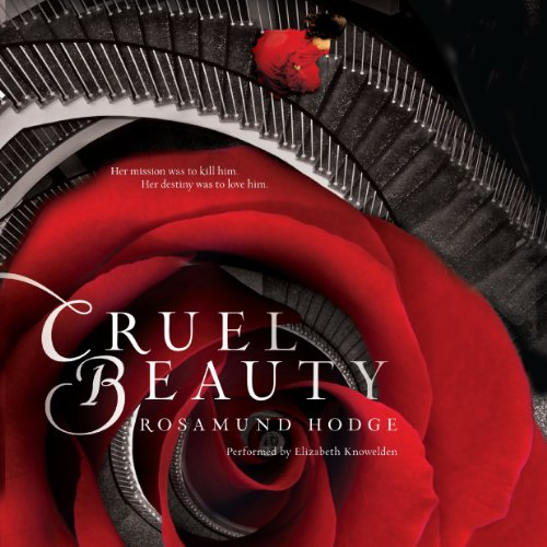 Page de couverture de Cruel Beauty
