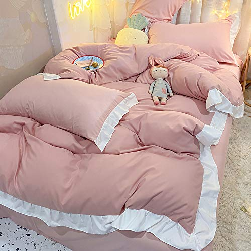 Xiaomizi - Las sábanas súper suaves de fácil cuidado (funda de edredón: 200 fundas de almohada 230,2)