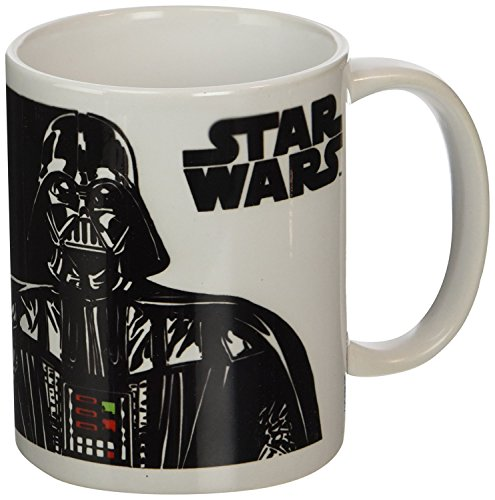 Star Wars MG23593 (The Tea is Strong in This One) Mug, Céramique, Multicolore, 11oz/315ml