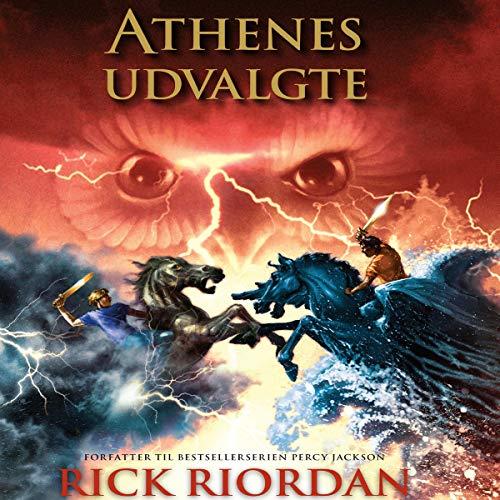 Athenes udvalgte audiobook cover art