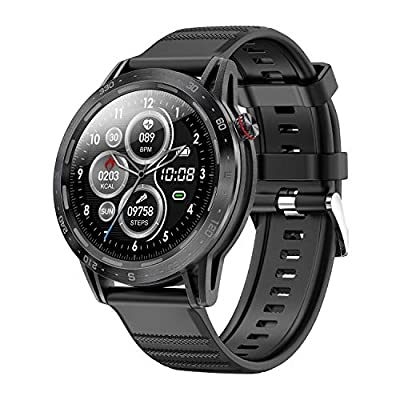 COLMI Smart Watch Compatible with iPhone Andriod,Waterproof Smartwatch for Men with Accurate Blood Oxygen,Bluetooth Fitness Tracker with Heart Rate and Blood Pressure Monitor