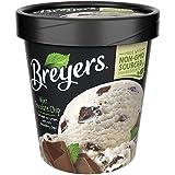 Breyers, Mint Chocolate Chip Ice Cream, Pint (8 Count)