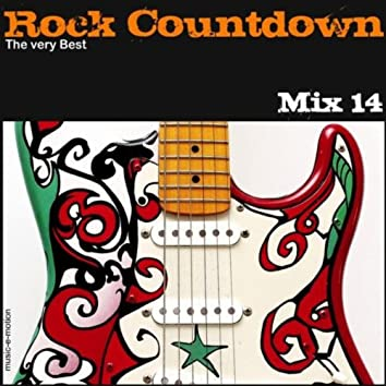 Rock Countdown - The Very Best - Mix 14