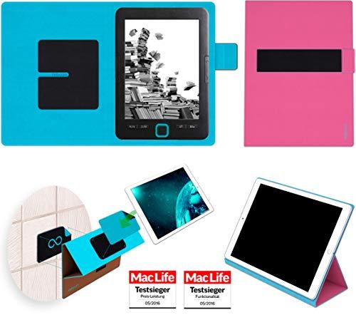 Hülle für Alcor Myth LED Tasche Cover Case Bumper | in Pink | Testsieger