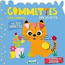 Mon P'tit Hemma, Gommettes pour les petits - Les animaux du jardin