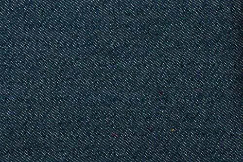 Denim-jeans van lichaamsstof, petrol