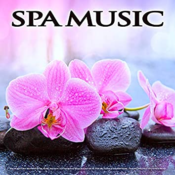 Spa Music: Thunderstorm Sounds For Spa Music, Relaxing Instrumental Background Music For Spa, Massage Therapy Music, Healing, Wellness and Stress Relief