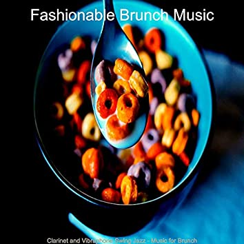Clarinet and Vibraphone Swing Jazz - Music for Brunch