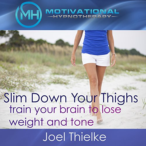 Slim Down Your Thighs audiobook cover art