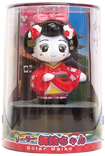 Maiko - Figurine Solaire Rouge!!/POUPEE/GEISHA.