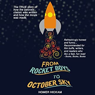 From Rocket Boys to October Sky cover art