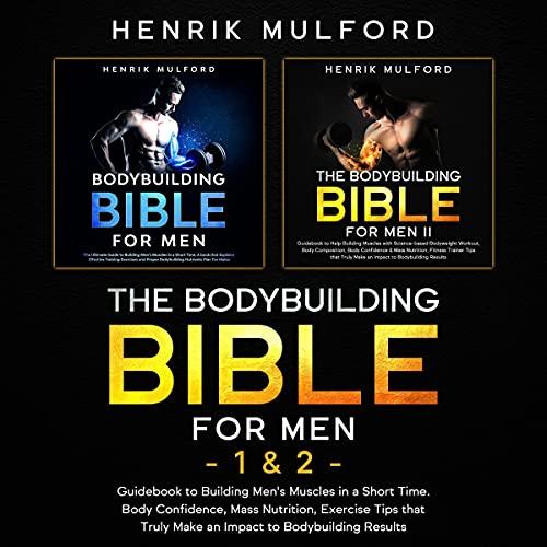 Bundle the Bodybuilding Bible for Men 1 & 2 cover art