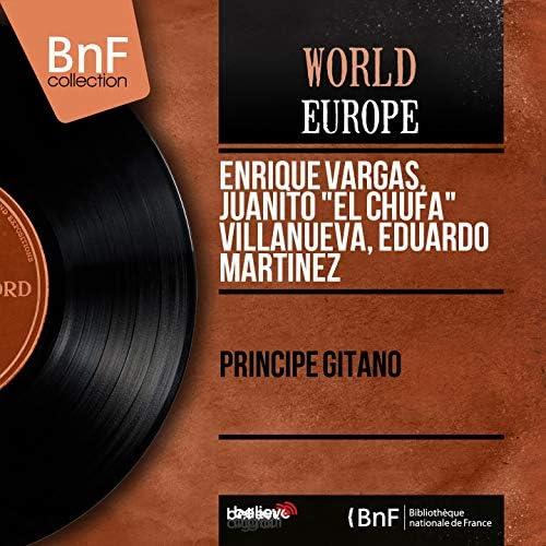 """Enrique Vargas, Juanito """"El Chufa"""" Villanueva, Eduardo Martinez"""