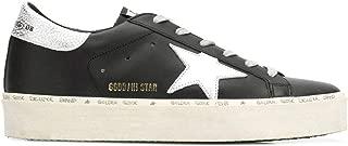 Golden Goose Luxury Fashion Womens G36WS945B9 Black Sneakers |