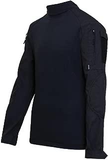 New Tru-Spec TRU Combat Long-Sleeve Shirt Poly-Cot Olive Drab L-Reg 2553005