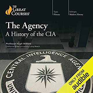 The Agency: A History of the CIA Titelbild