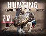 2021 Upland Hunting Wall Calendar (Single Unit) 16-Month X-Large Size 14x22 Monster Calendars