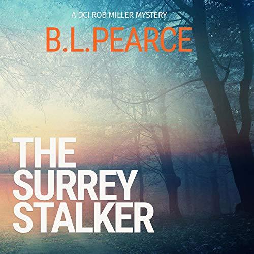 The Surrey Stalker cover art