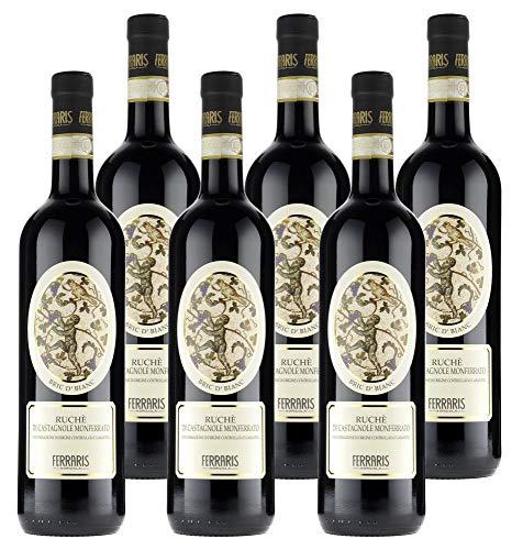 Ruche' Di Castagnole Monferrato Docg Bric D'Bianc - 6 bottiglie da 75cl