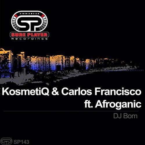 KosmetiQ & Carlos Francisco ft. Afroganic