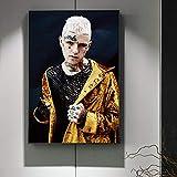 BailongXiao Musik-Superstar-Porträtplakate und Drucke auf